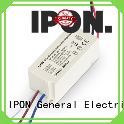 IPON LED DALI dali 24v China manufacturers for Lighting control system