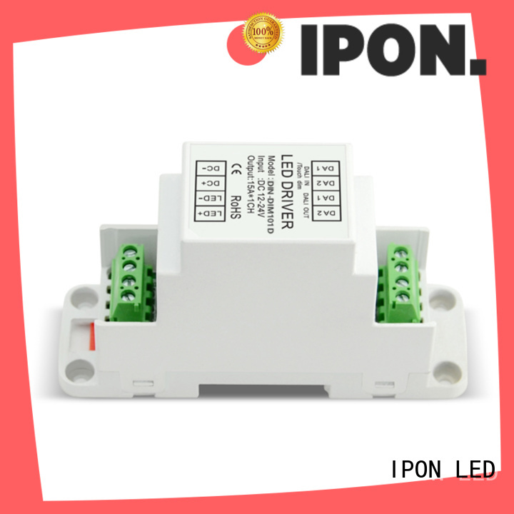 Top quality led driver manufacturer supplier for Lighting control