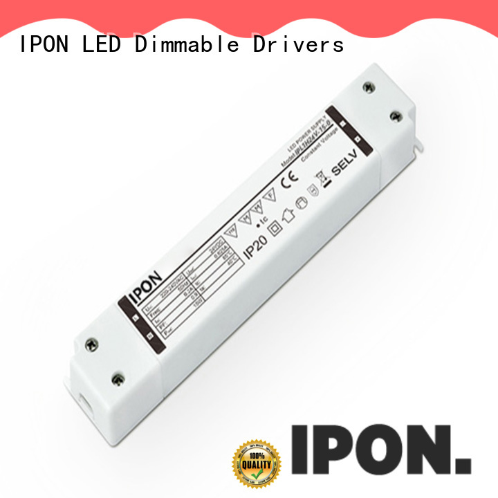IPON LED microwave motion sensor price factory for Lighting control system