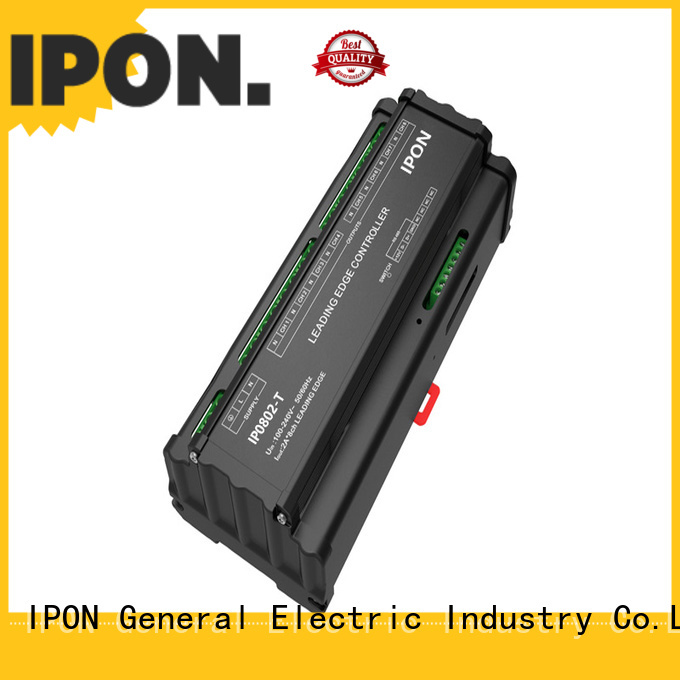 IPON LED high quality leading edge controller in China for Lighting control