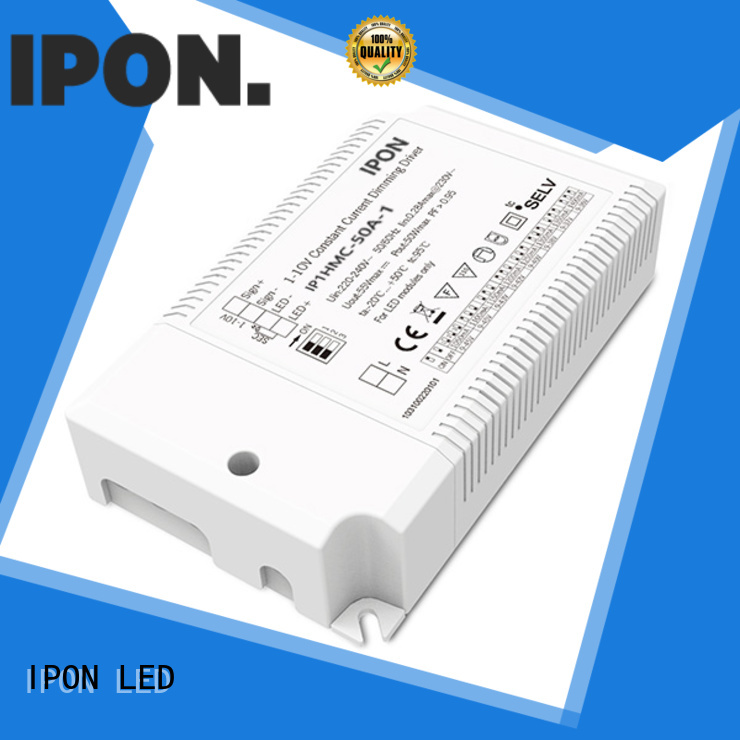 IPON LED constant current driver Supply for Lighting control system
