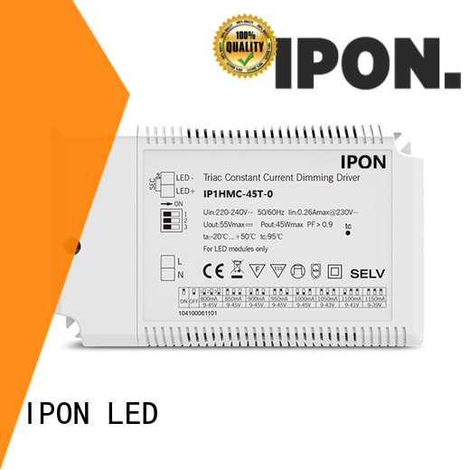 IPON LED dimmable drivers China suppliers for Lighting control