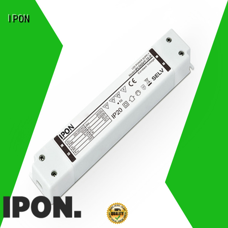 IPON dimmable drivers China manufacturers for Lighting control