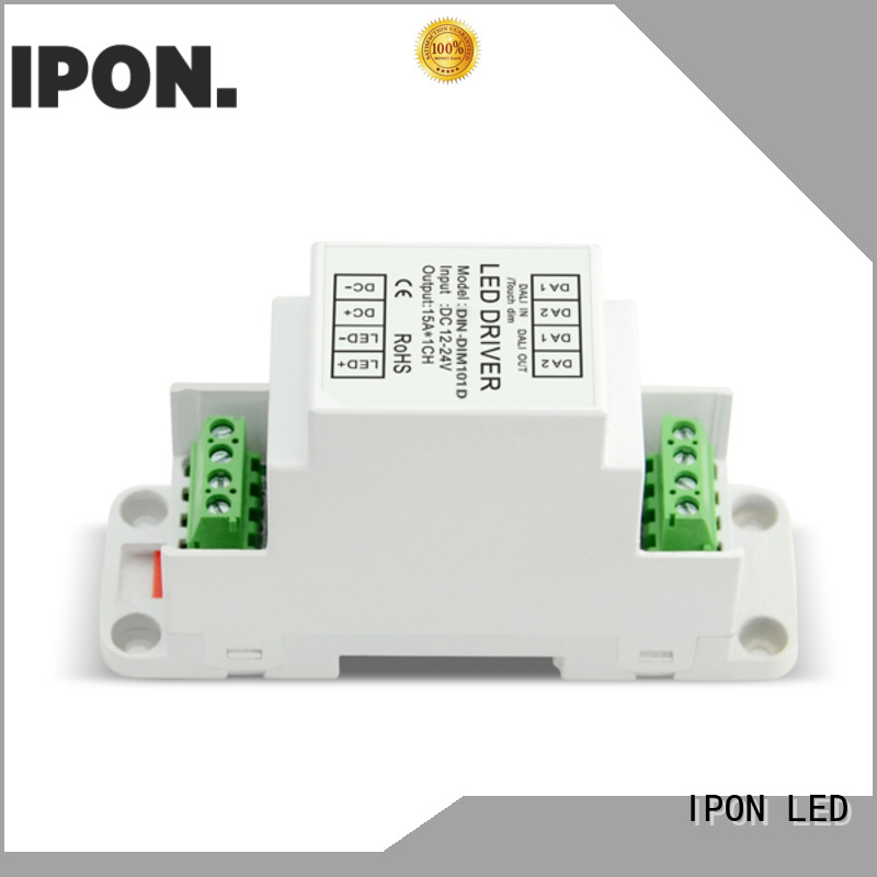 IPON LED dali led driver manufacturer China for Lighting control system