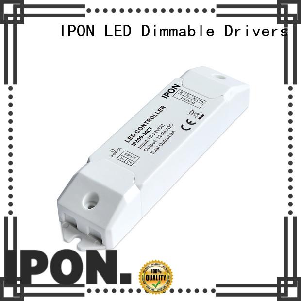 IPON LED Wireless led driver dimmer factory for Lighting adjustment