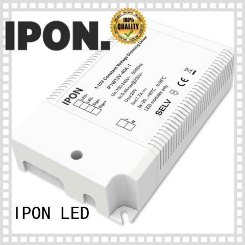 IPON LED dimmer driver factory for Lighting adjustment