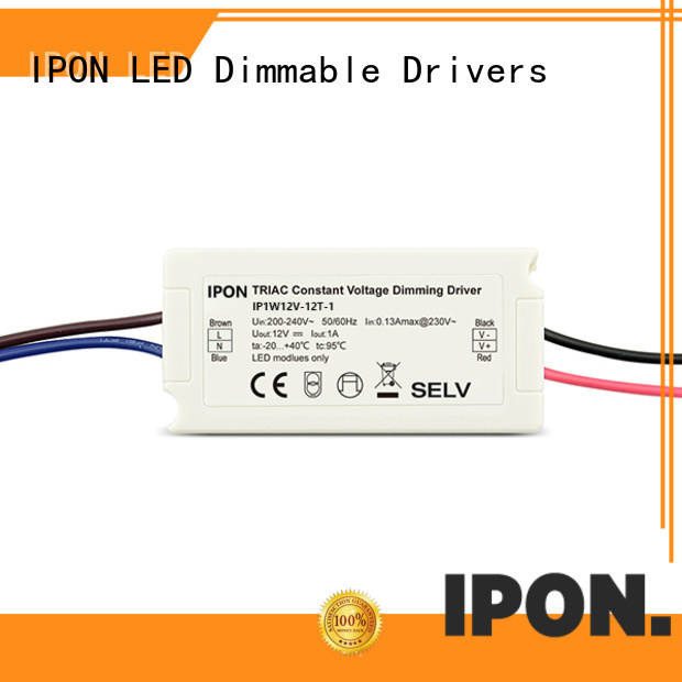 IPON LED popular dimmer driver factory for Lighting control