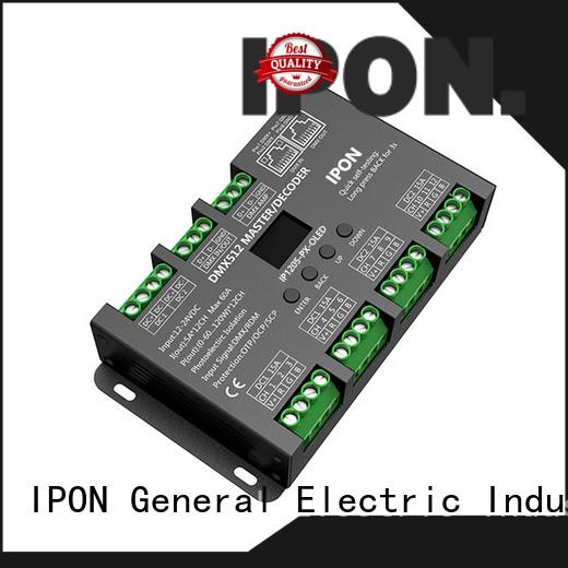 IPON LED driver dmx China suppliers for Lighting adjustment