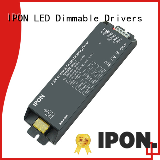 IPON LED Customer praise constant current driver in China for Lighting adjustment
