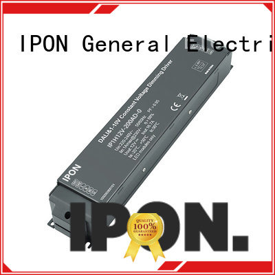 IPON LED popular dimmable driver for business for Lighting control system