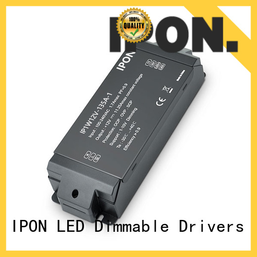 High sensitivity constant voltage led driver China suppliers for Lighting control