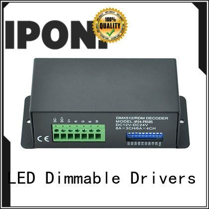 IPON LED high quality led power driver manufacturer for Lighting control
