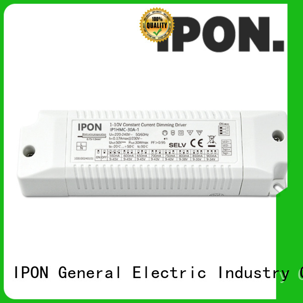 IPON LED led driver constant current China manufacturers for Lighting adjustment