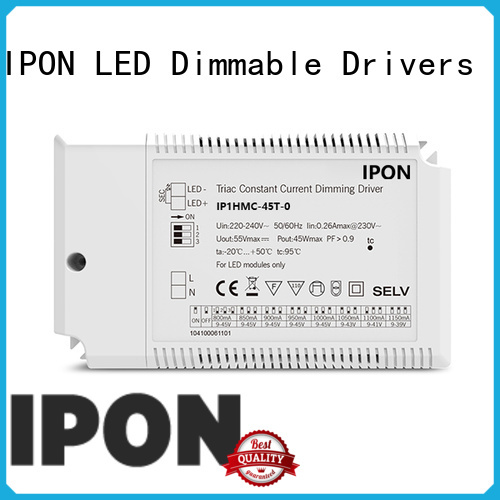 IPON LED led driver company China suppliers for Lighting control system