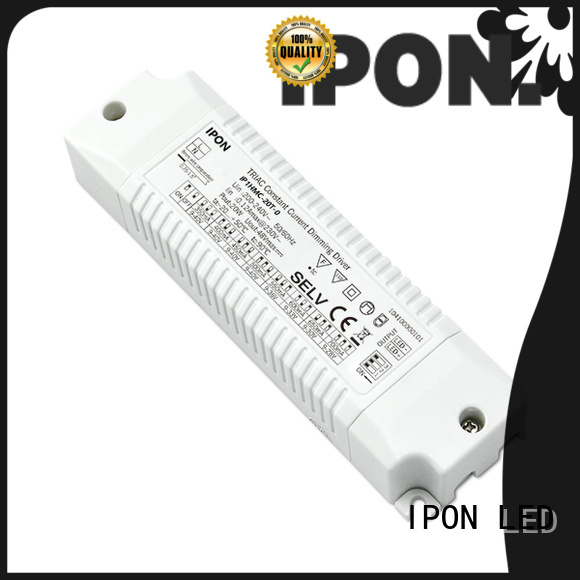 IPON LED high quality dimmable drivers factory for Lighting control