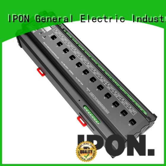 IP-BUS relay switch price factory for Lighting control system