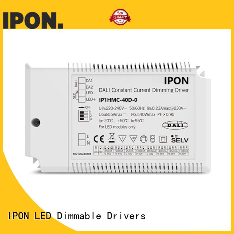 IPON LED DALI driver factory for Lighting adjustment