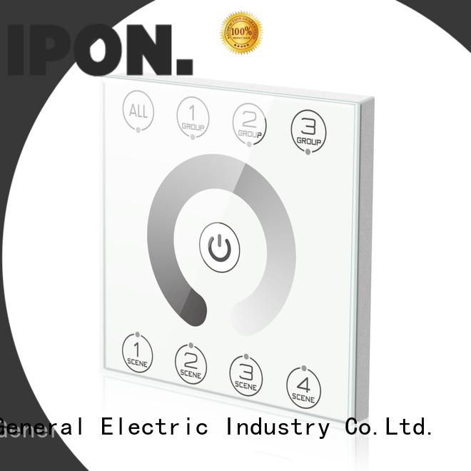 IPON LED touch panel control China suppliers for Lighting adjustment