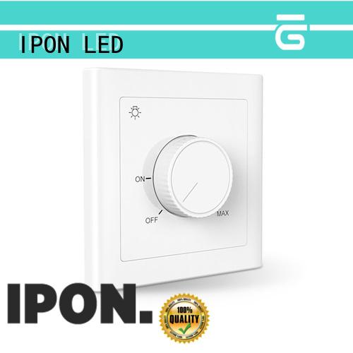 IPON LED dmx 0-10v converter factory for Lighting control system