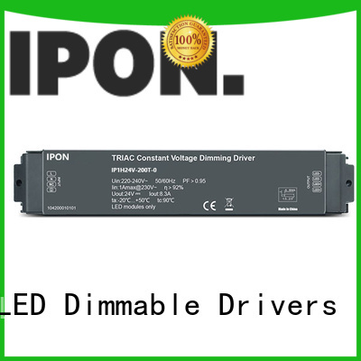 IPON LED high quality led driver dimmer manufacturer for Lighting adjustment