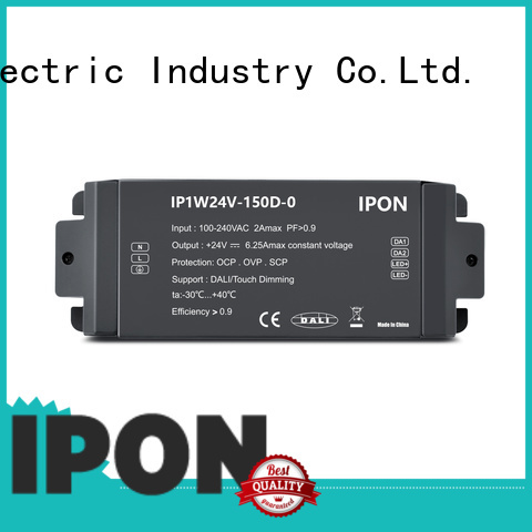 IPON LED popular led driver dimmable supplier for Lighting adjustment