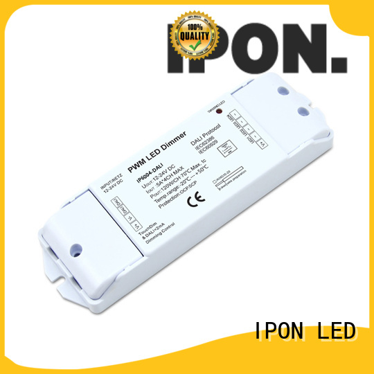 quality led driver manufacturers IPON for Lighting control