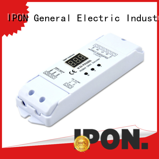 IPON LED led electronic driver supplier for Lighting control system