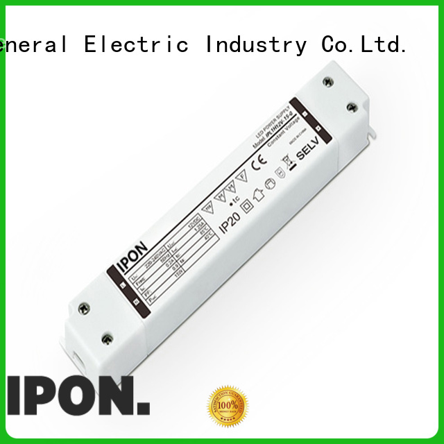 IPON LED professional dimmable drivers IPON for Lighting adjustment