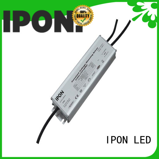 IPON LED waterproof electronic led driver Factory price for Lighting control