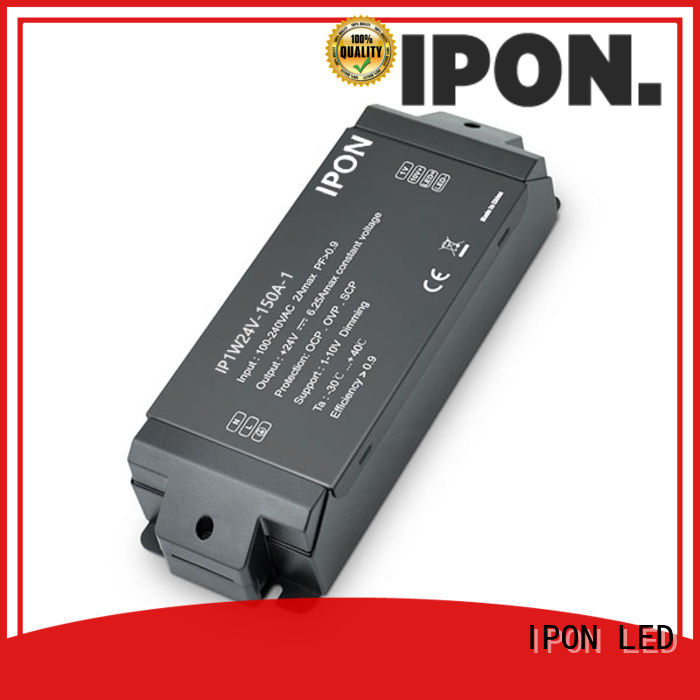 IPON LED high quality dimmable driver IPON for Lighting control