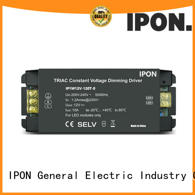 IPON LED led driver company supplier for Lighting control