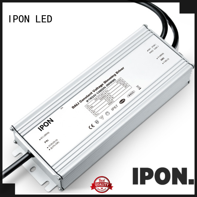 IPON LED dimmable led driver China for Lighting control