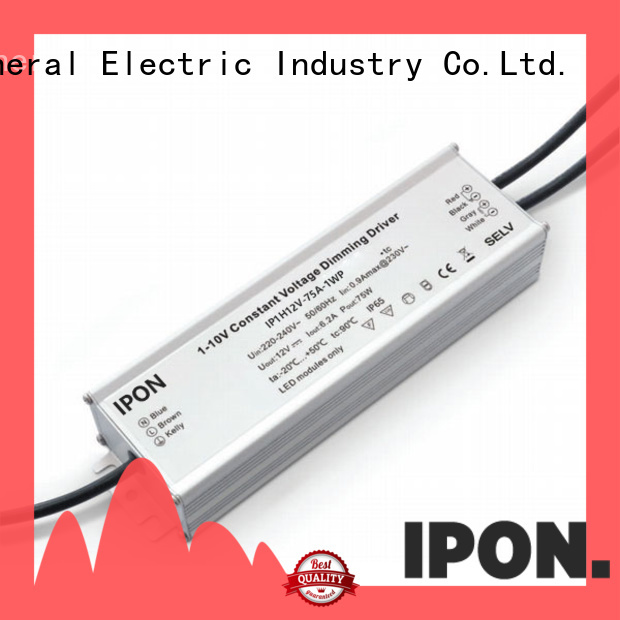 IPON LED led driver dimmer in China for Lighting adjustment