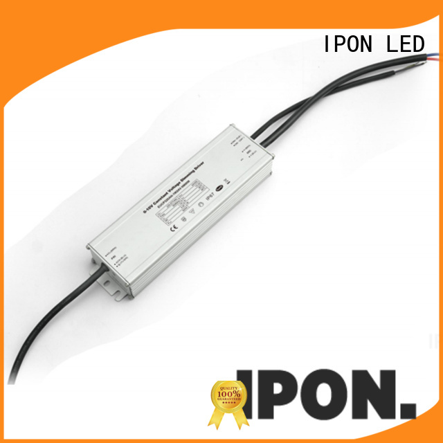 durable led driver power IPON for Lighting control system