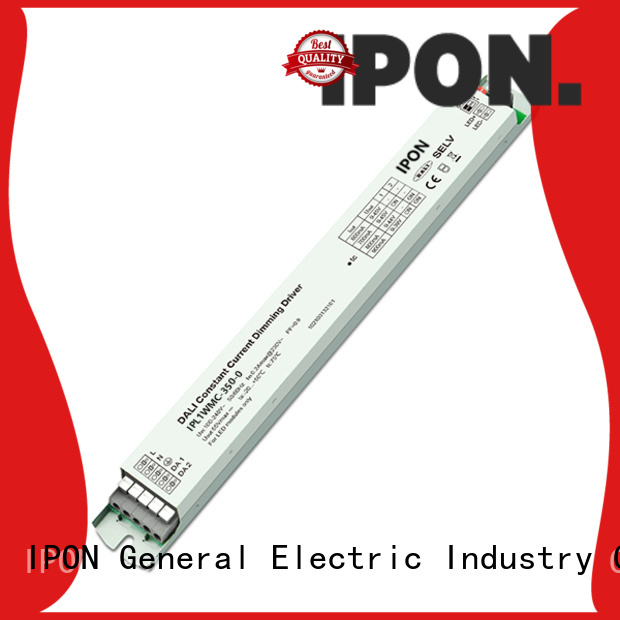 IPON LED DALI Series dimmable drivers China for Lighting adjustment
