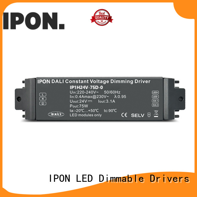 DALI Series led driver dimmable supplier for Lighting control