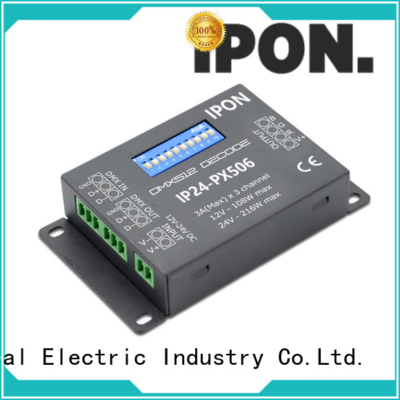 IPON LED Top quality led driver manufacturers in China for Lighting adjustment