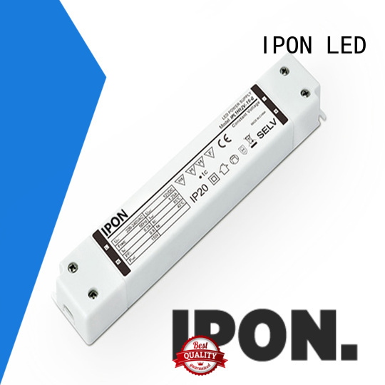 IPON LED popular dimmable drivers China manufacturers for Lighting control system