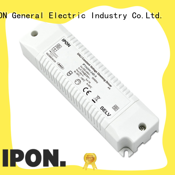 IPON LED dali driver China suppliers for Lighting control