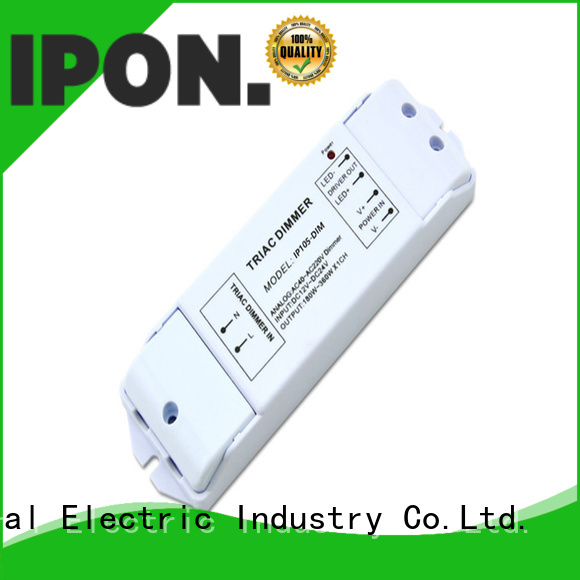 IPON quality led dimmer controller China for Lighting control