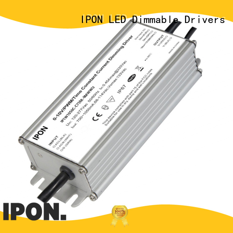 IPON LED programmable led drivers manufacturer for Lighting control system