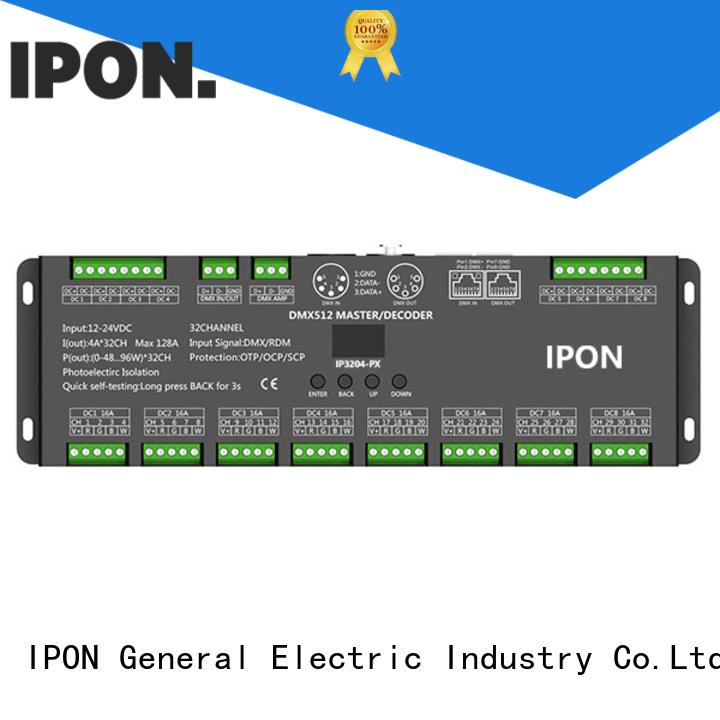 IPON DMX dmx driver IPON for Lighting control system