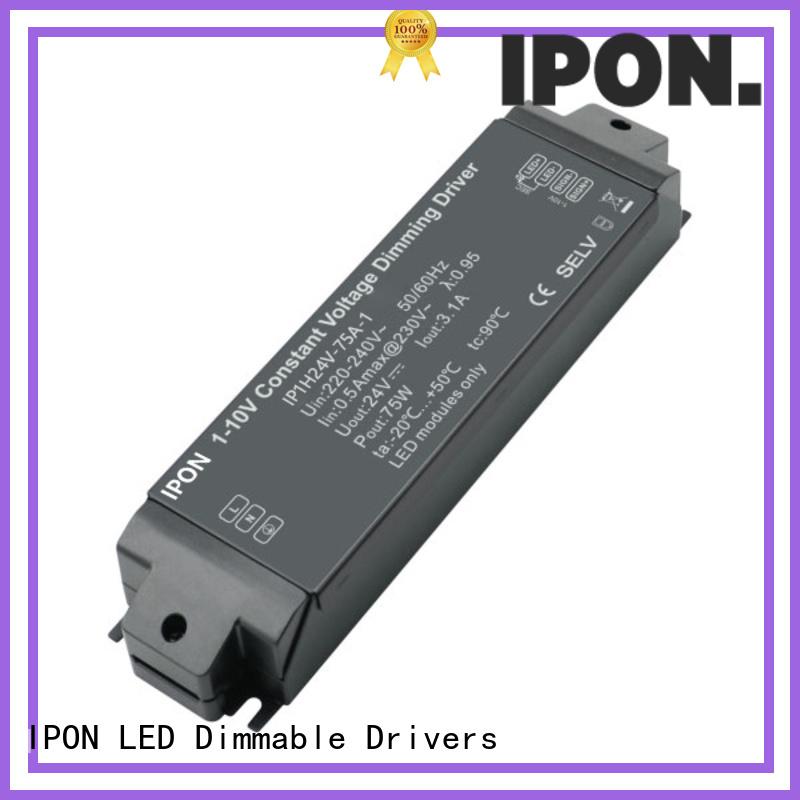 IPON LED Top quality led driver dimmer manufacturer for Lighting control