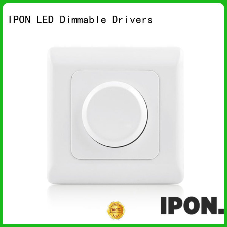 Good quality led panel dimmer IPON for Lighting control