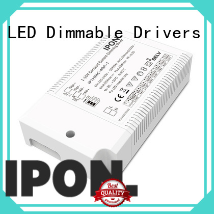 IPON LED High sensitivity constant current driver factory for Lighting control
