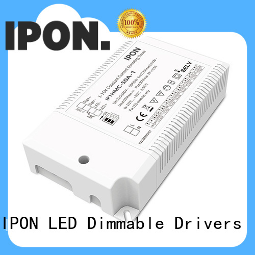 IPON LED stable quality dimmable constant current led driver factory for Lighting adjustment