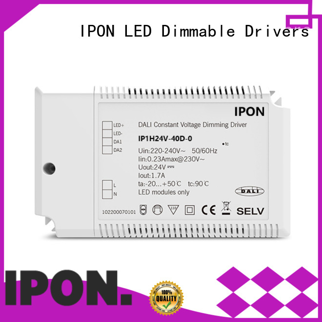 IPON LED driver led supplier for Lighting control system