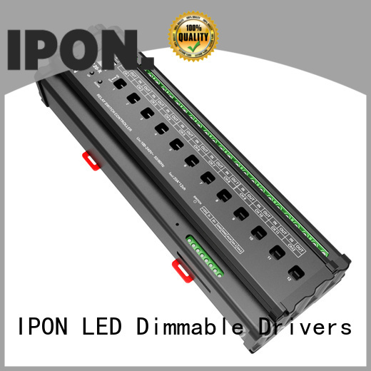 IPON LED Good quality relay switches China suppliers for Lighting control system
