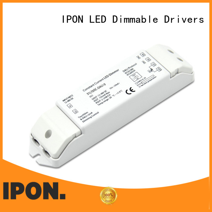 IPON LED Customer praise dali led driver IPON for Lighting control