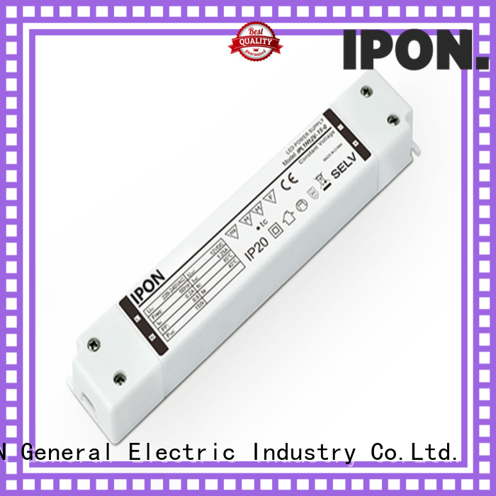 IPON LED Good quality led driver price China for Lighting control system